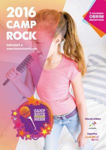 Camp Rock MCDN 2016