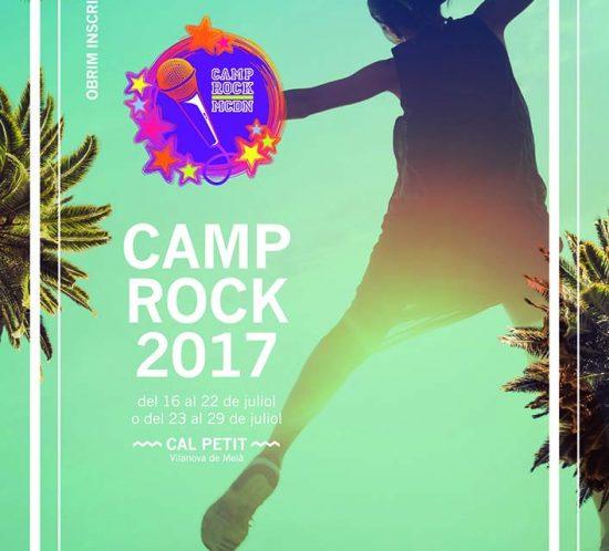 Camp Rock MCDN 2017